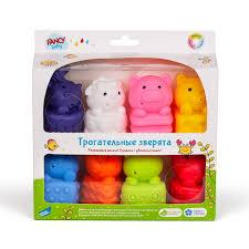 <b>Fancy Baby</b> Развивающая <b>игрушка</b> Трогательные зверята ...