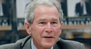 George Bush is pictured. | AP Photo. ' - 101114_george_bush_ap_328