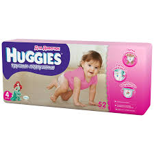 <b>Трусики</b>-<b>подгузники Huggies Little</b> walkers, 4, 52 шт | Магнит ...