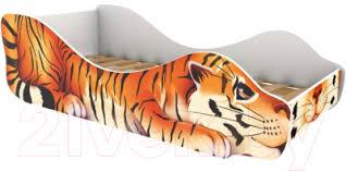 <b>Бельмарко</b> Тигрёнок Шерхан / 547 Стилизованная <b>кровать</b> ...