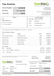 tax invoice template how to write a good resume for retail tax invoice template