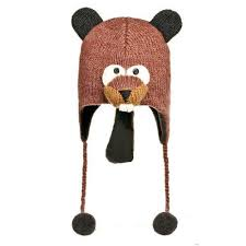 Adult <b>Barkley the</b> Beaver Hat Standard