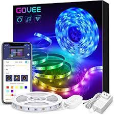 Govee Smart WiFi LED Strip Lights Works with Alexa ... - Amazon.com