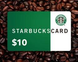 Image result for starbucks egift card