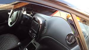Renault KAPTUR <b>Дефлекторы боковых окон</b> - YouTube