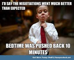 Negotiations Went Well | Funny As Duck | Funny Pictures via Relatably.com