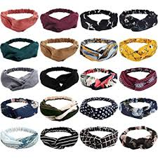 Canitor 20 Pack Boho Headbands for Women ... - Amazon.com