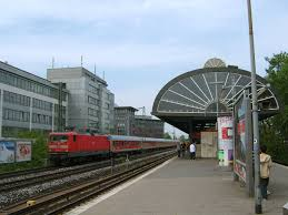 Holstenstrasse station