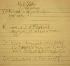 article outlines and interview responses the third grade guide we also through some of our first interview responses and highlighted interesting and important answers that we quote in our articles