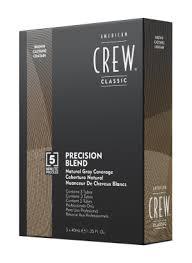 <b>Камуфляж</b> для седых <b>волос</b> American Crew Natural Gray Coverage