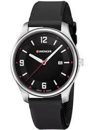 <b>Часы Wenger 01.1441.109</b> - купить <b>мужские</b> наручные часы в ...
