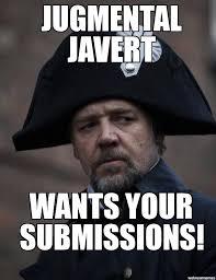 Judgmental Javert - WeKnowMemes Generator via Relatably.com