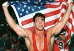 Kurt Angle, Gold Medal Olympic Wrestler