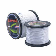 100m <b>16 Strands</b> braided Fishing Line Diameter 0.4mm 3.0mm Pe ...