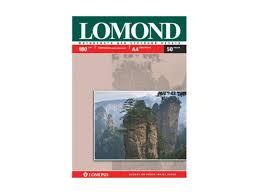 <b>Фотобумага Lomond А4 180g m2</b> глянцевая двухсторонняя 50 ...