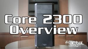 <b>Core 2300</b> Overview - YouTube