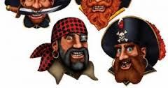 Piratas, Corsarios, Bucaneros