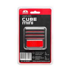 <b>Лазерный уровень ADA Cube</b> Mini Basic Edition А00461 в Москве ...