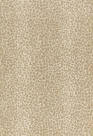 decor linen fabric multiuse: fabric leopard linen print in sesame schumacher