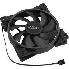 <b>Вентилятор</b> для корпуса 120x120 мм <b>PCCooler CORONA</b> WHITE ...