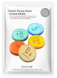 Rujng Vitamin Hydra Mask Мультивитаминная <b>лифтинг</b>-<b>маска для</b> ...