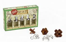 Great Minds Set of 5 Puzzles: Toys & Games - Amazon.com