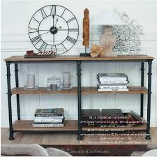 brand solid wood bookcase shelves in any way to do the old retro classics hot iron factory manufacturers supply bedroom furniture brands