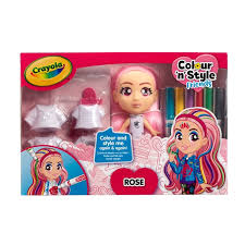 <b>Crayola</b> Colour n Style Friends Deluxe Playset – <b>Rose</b> | Smyths ...