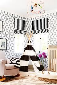 baby room walls black bird cage