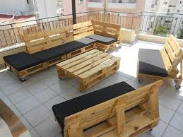view in gallery outdoor patio furniture set crafted from pallets beautiful wood pallet outdoor furniture
