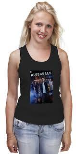 <b>Майка классическая Riverdale</b> (Ривердейл) #2011661 от Leskrup ...