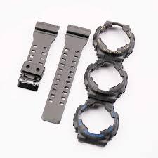 watch accessories resin strap men