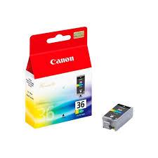 <b>Картридж</b> Canon CLI-36 Color для Pixma mini260 1511B001 - НХМТ