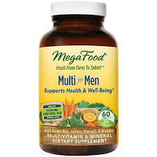 <b>Multi For Men</b> (60 Tablets) by Megafood at the Vitamin Shoppe