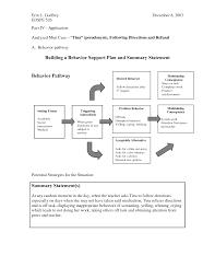 positive behavior support plan document sample behaviour positive behavior support plan document sample