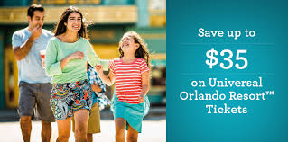 Save up to $35 off Gate prices on Universal Studios Orlando Park ...