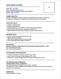 examples of resumes simple cv format sample form resume 81 terrific simple resume template examples of resumes
