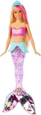 <b>Кукла Barbie</b> Дримтопия <b>Русалочка</b> интерактивная GFL82 ...
