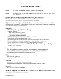 8 freshman resume template invoice template 8 freshman resume template