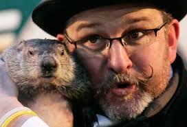 Real Groundhog Picture