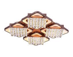 Потолочный светодиодный светильник Ambrella light Modern ...