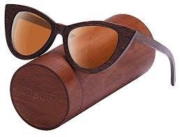 bedate sunglasses handmade wood earwear