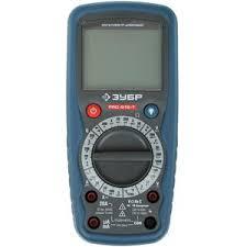 Купить <b>Мультиметр Зубр PRO</b>-<b>815</b>-Т в интернет магазине DNS ...