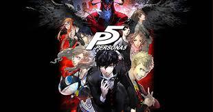 <b>Persona</b>® <b>5</b> for PlayStation 3 and PlayStation 4!