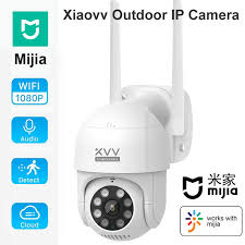 <b>XiaoVV</b> PTZ <b>1080P</b> IP Camera MiHome APP <b>Xiaovv</b> P1 Dome ...
