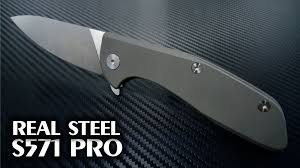 <b>Складной нож Realsteel</b> S571 Pro, Elmax купить в Москве | Хобби ...