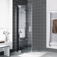 <b>Душевая дверь Kermi Filia</b> FX 1WL 90x200 стекло прозрачное/хром