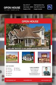 27 open house flyer templates printable psd ai vector eps open house flyer illustration