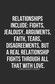 Relationship Arguments on Pinterest | Unsure Quotes, Relationship ... via Relatably.com