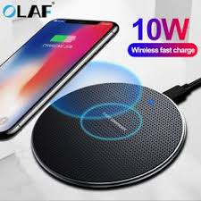 Olaf 10W Fast Wireless Charger For Samsung Galaxy S10 S9 ... - Vova